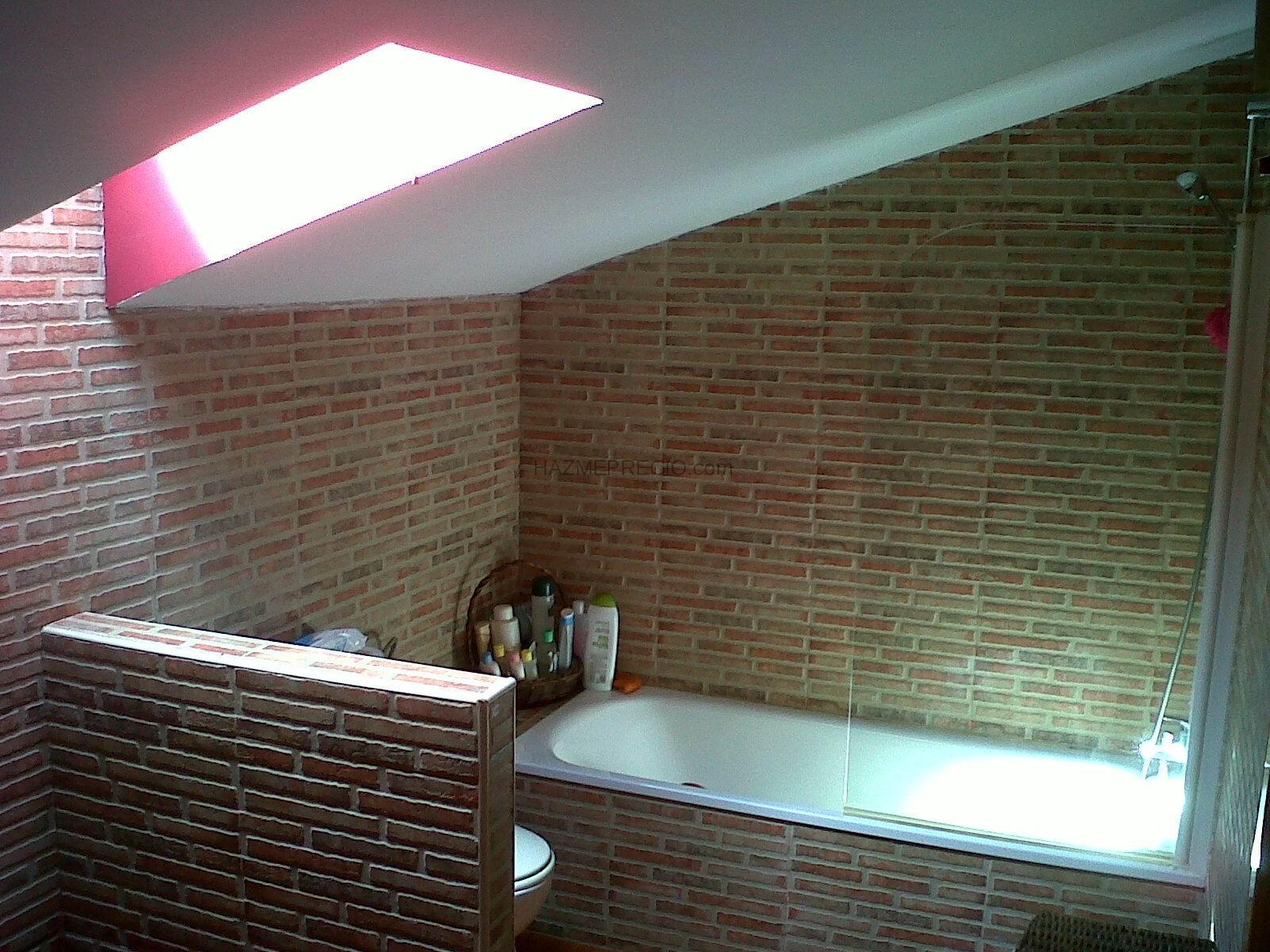 Instalacion Bidet Baño:Instalacion de nuevo alicatado y sanitarios en cuarto de baño