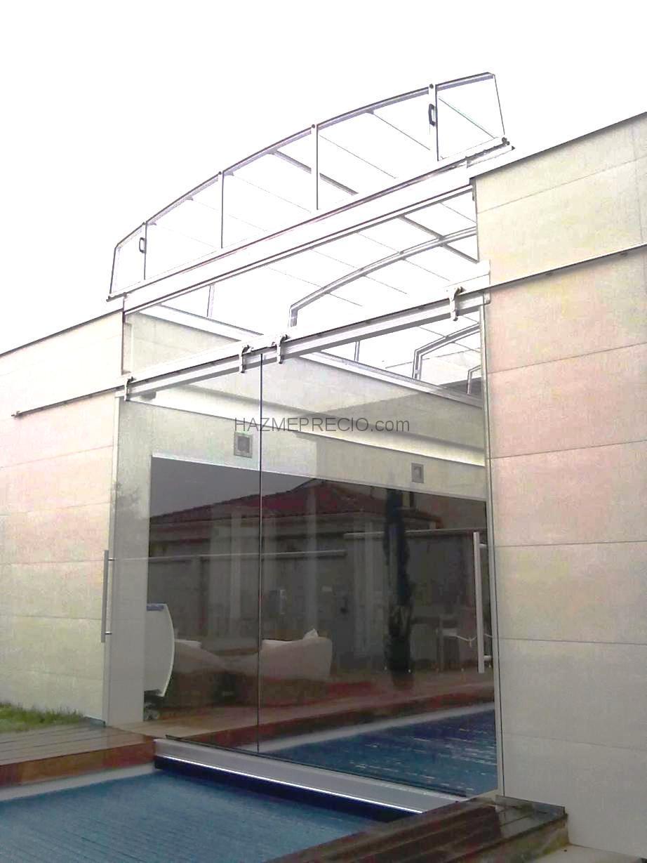 Cerramientos y cubiertas para piscinas victoria gonzalez for Piscina cubierta navalcarnero
