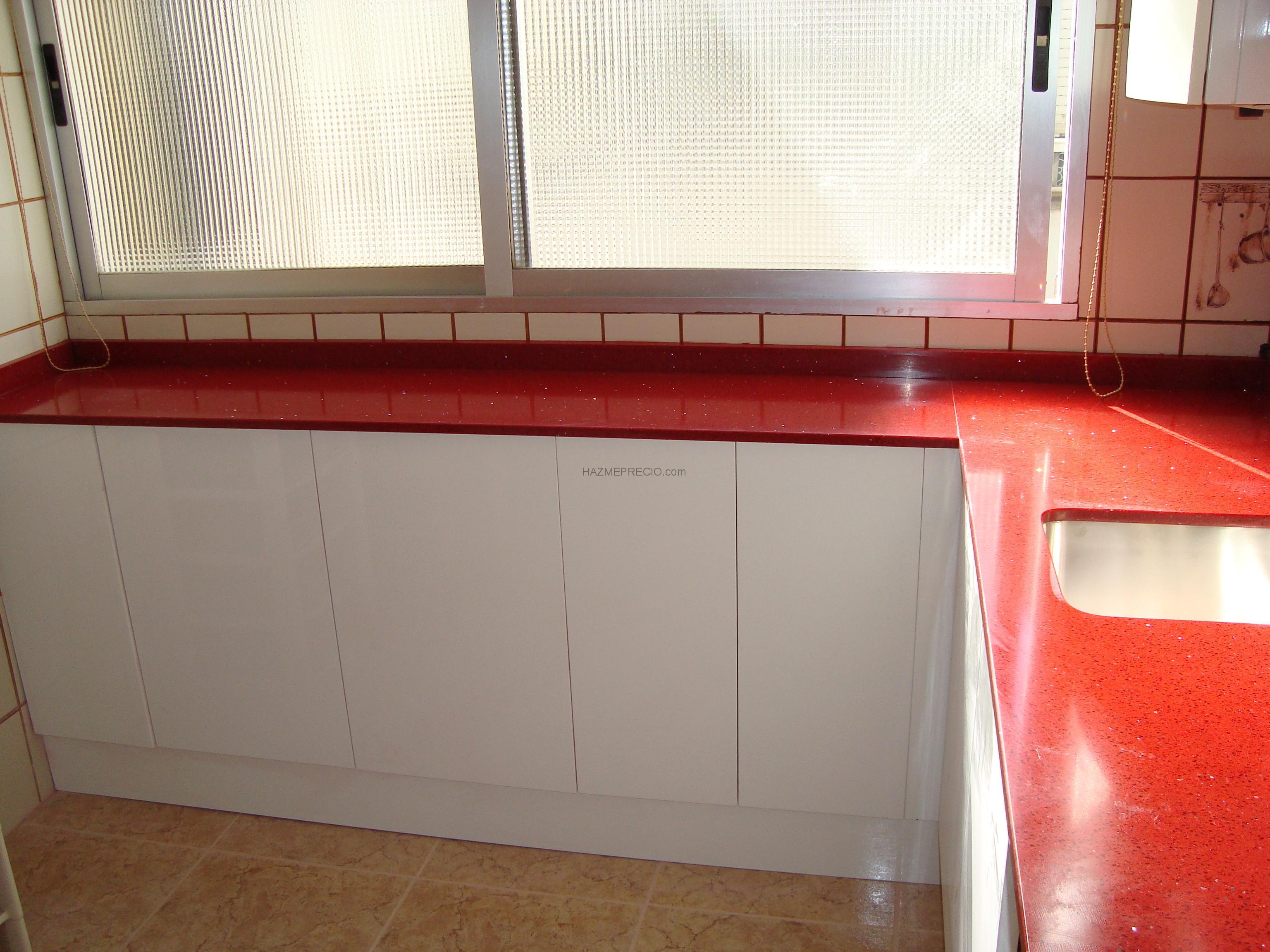 Silex encimeras creativas 46192 montserrat valencia - Bancadas de cocina ...