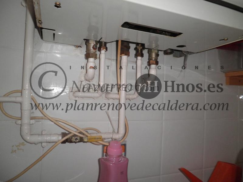 Instalaciones navarro hnos sl 46019 valencia valencia for Termostatos inalambricos para calderas de gas