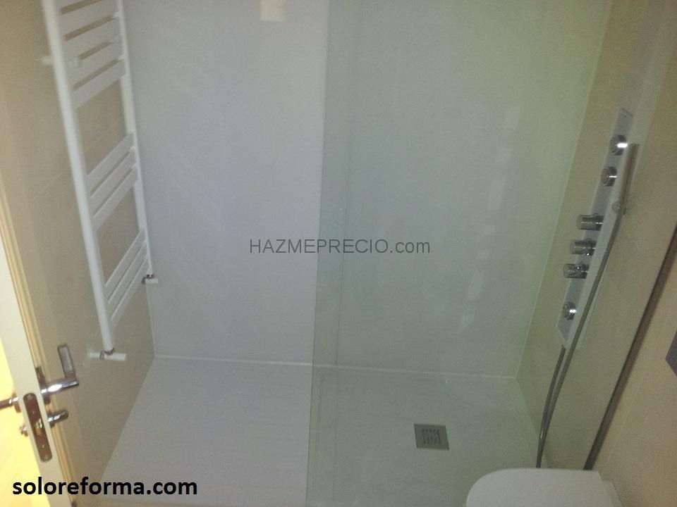 Baño General De Un Paciente En Ducha:, al igual con plato de ducha fiora de 175×70 con zona de secado y en