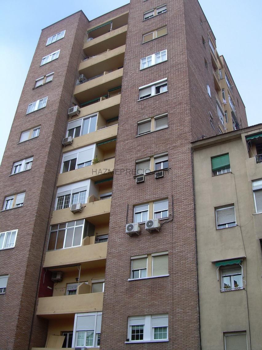 Rehabilitacion de fachadas madrid for Fachada de ladrillo