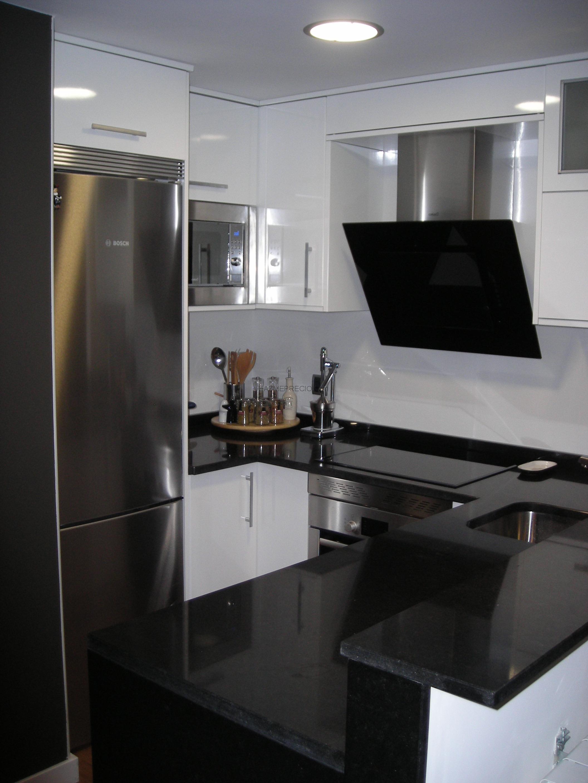 Muebles de cocina eurolar 28018 madrid madrid for Cocina tipo americana