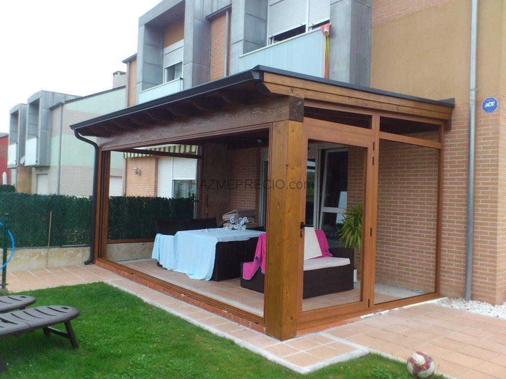 Mia estudios y proyectos s l u 39350 suances cantabria - Construccion de porche de madera ...