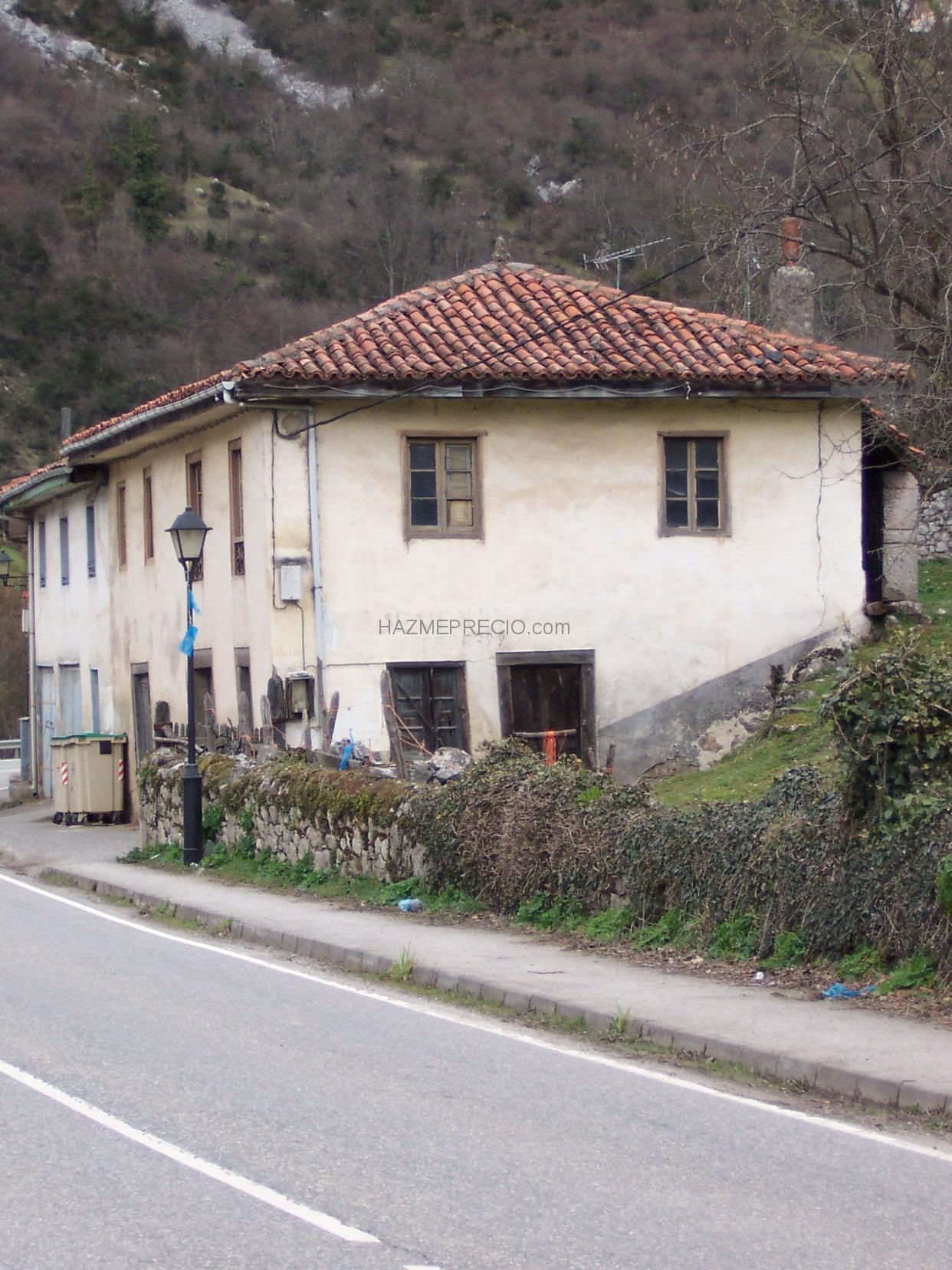 Proyecto de rehabilitaci n casa rural entrago teverga - Rehabilitacion casa rural ...