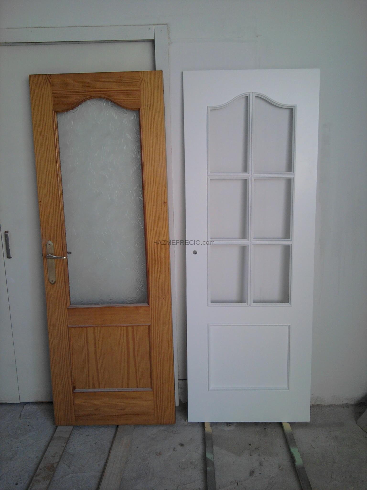 Puertas lacadas blancas precios beautiful tu hogar con - Puertas lacadas blancas precios ...
