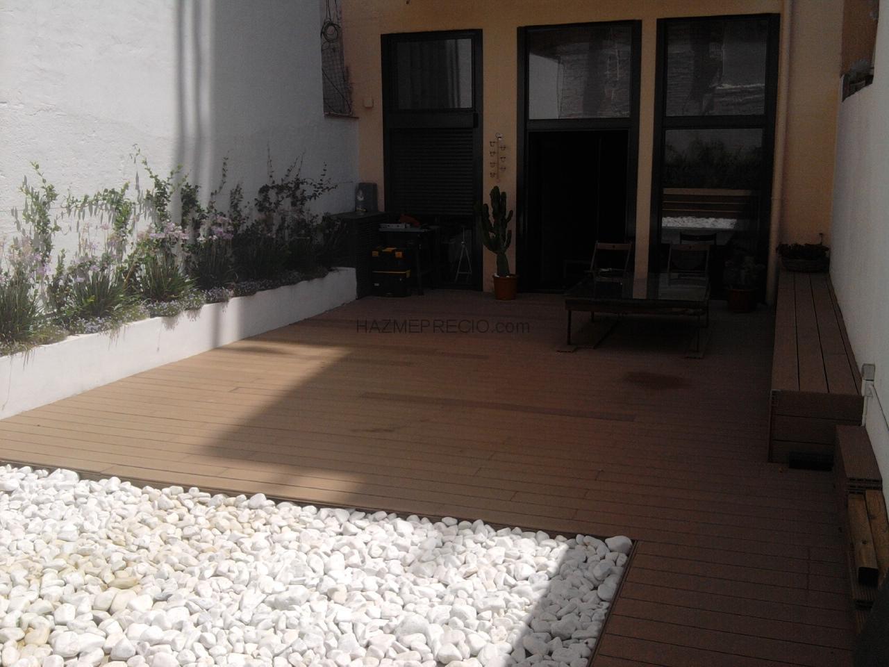 Servicios de jardiner - Diseno terrazas exteriores viviendas ...