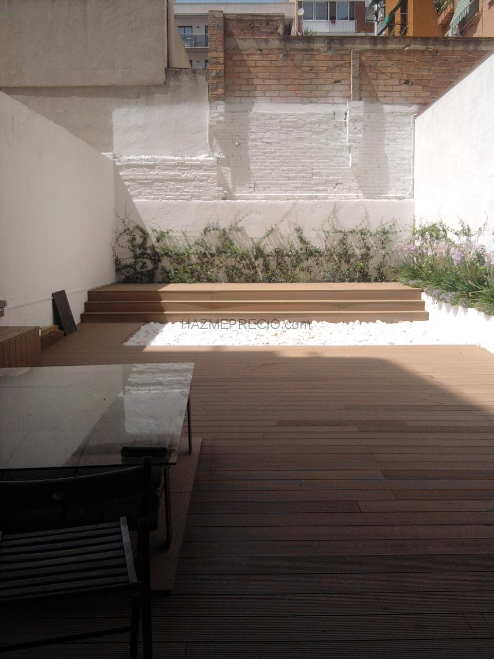 Servicios de jardiner for Disenos para patios exteriores