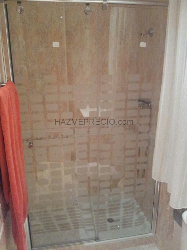 Mamparas Para Baño Santa Fe:Mampara de baÑo en Santa Fe:Frontal de ducha