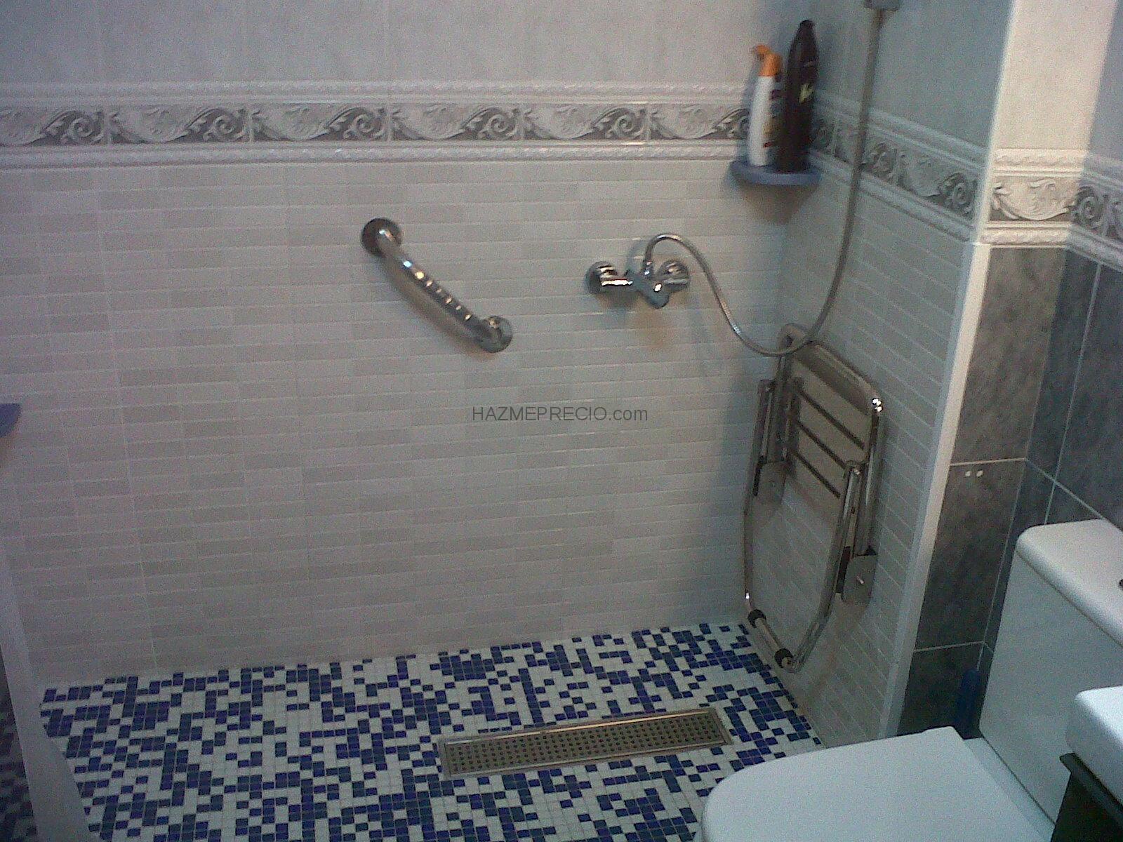 Construcciones xaloc scp 08397 pineda de mar barcelona for Accesorios para minusvalidos bano