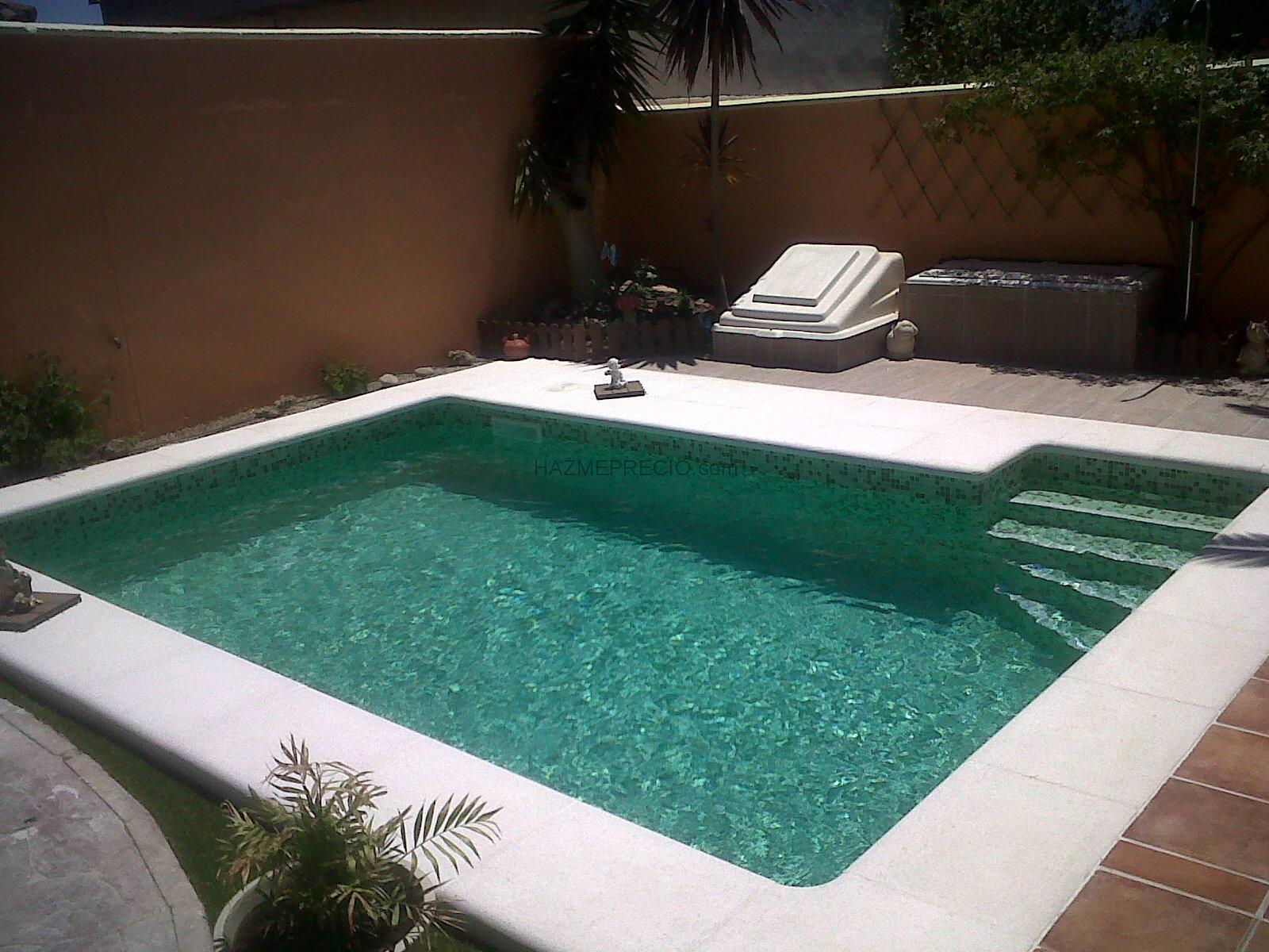 Reformas cadiz for Gresite piscina precio m2