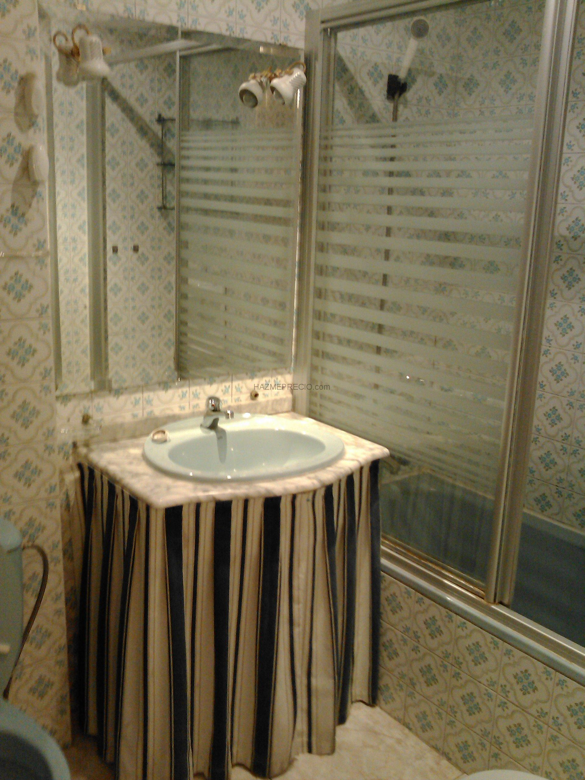 Reforma Integral Baño Presupuesto:Reforma baño en Alhaurín el Grande:foto antes de realizar el trabajo