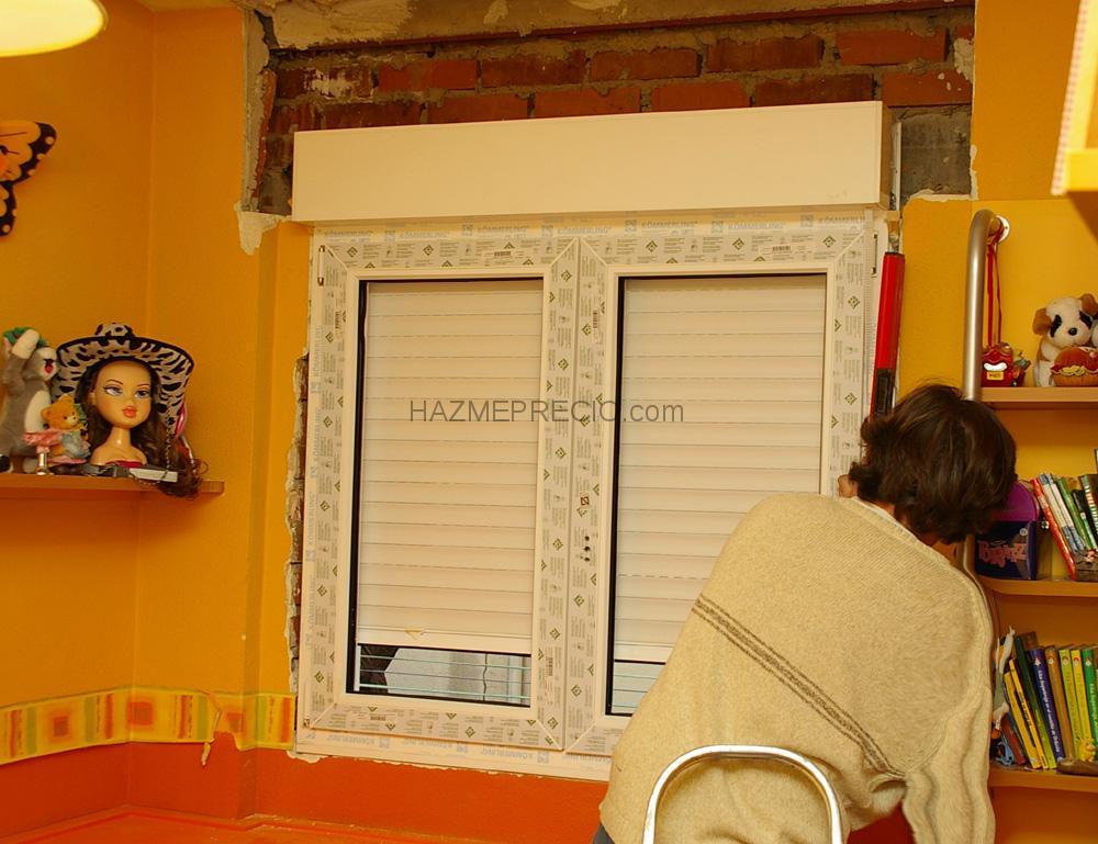 Incetec sl carpinteria metalica 28350 ciempozuelos - Presupuesto cambio ventanas ...