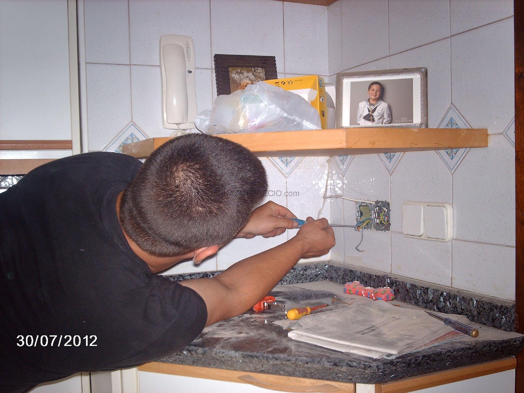 Alisado pintado montar oculos gij n asturias - Electricista las rozas ...
