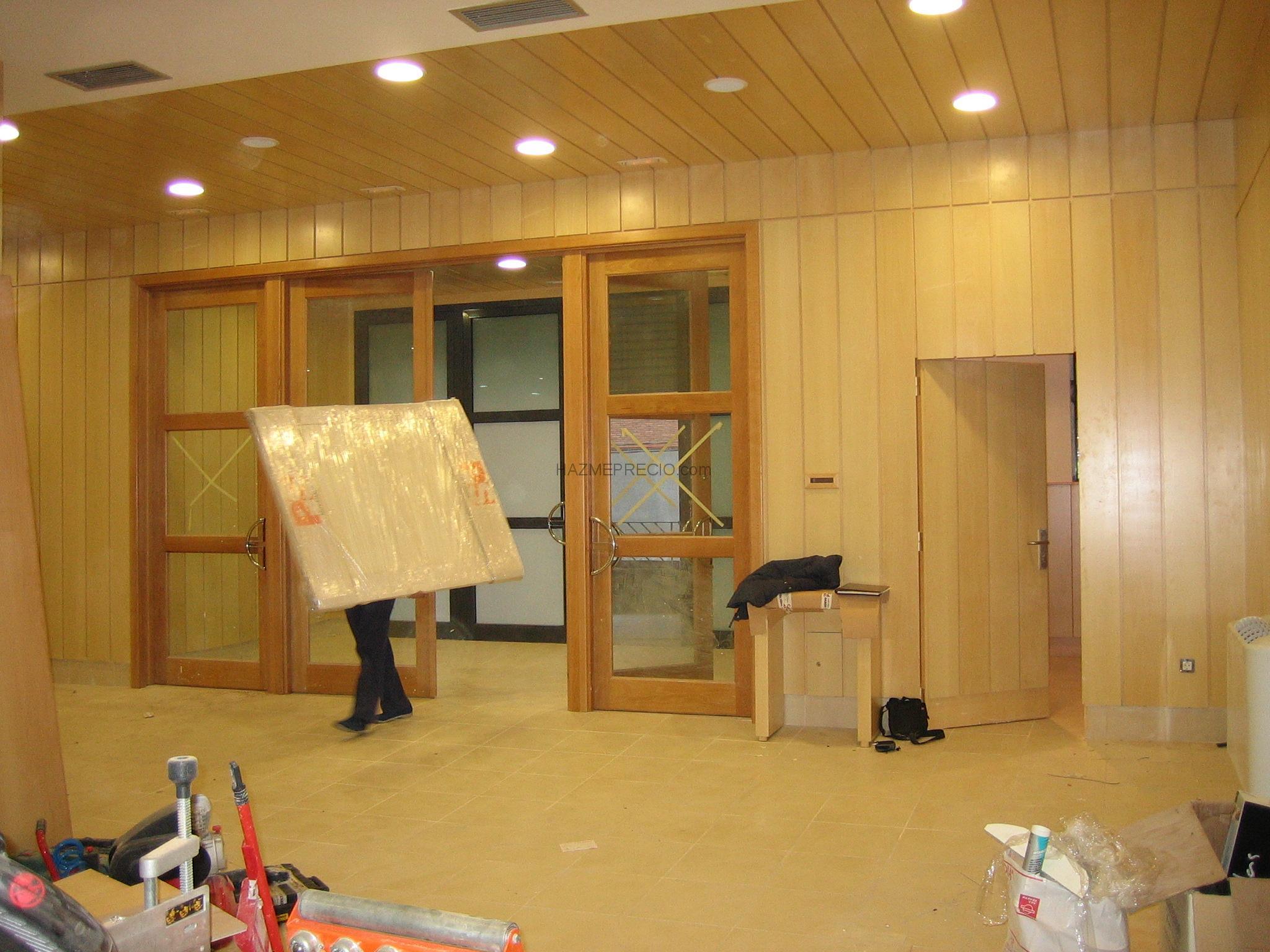 Carpinter a ebanister a duo 48510 valle de tr paga - Madera paredes interiores ...