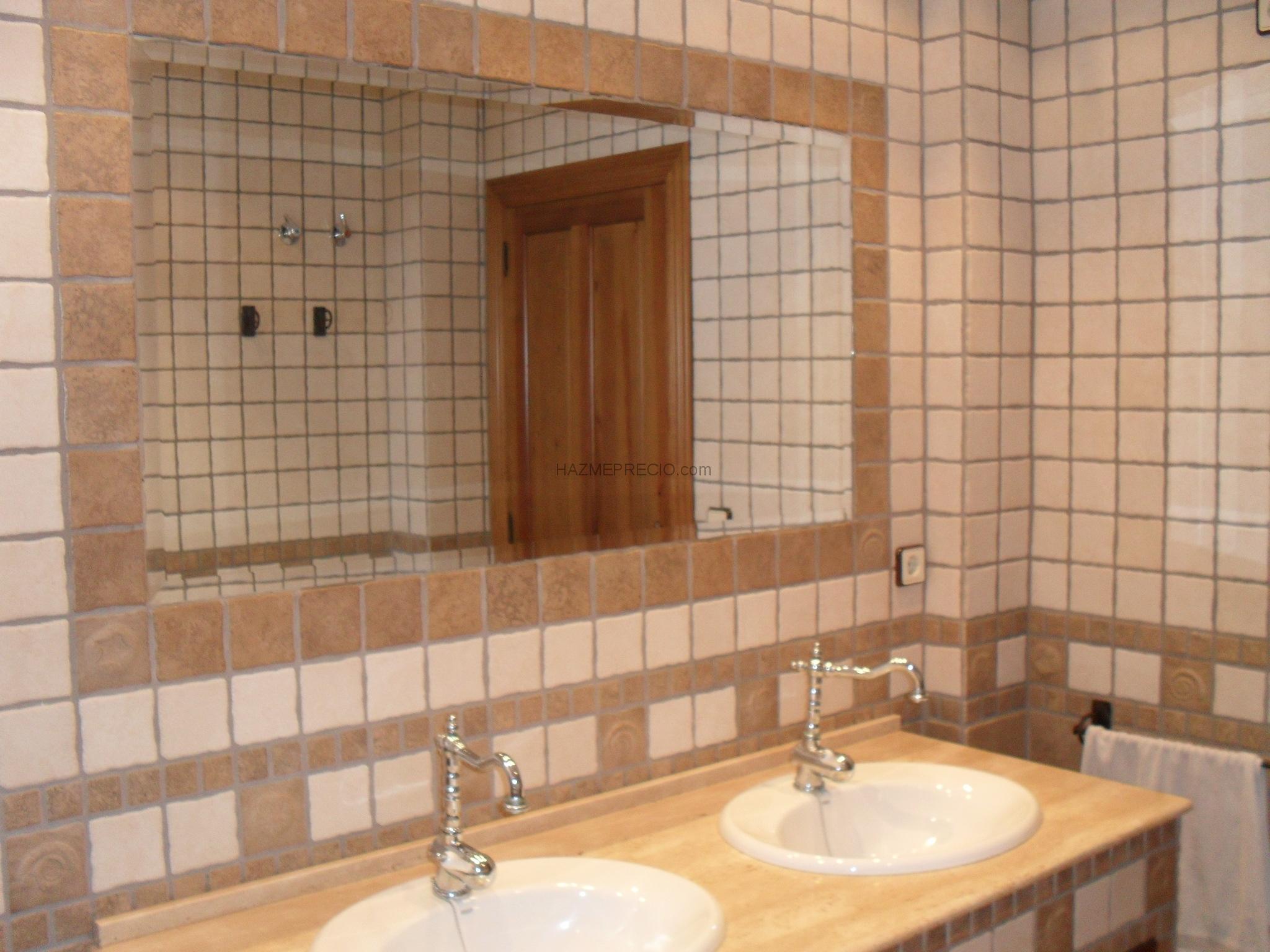Reforma Baño Alicante:Reforma integral de baño para sustituir la bañera por un plato de