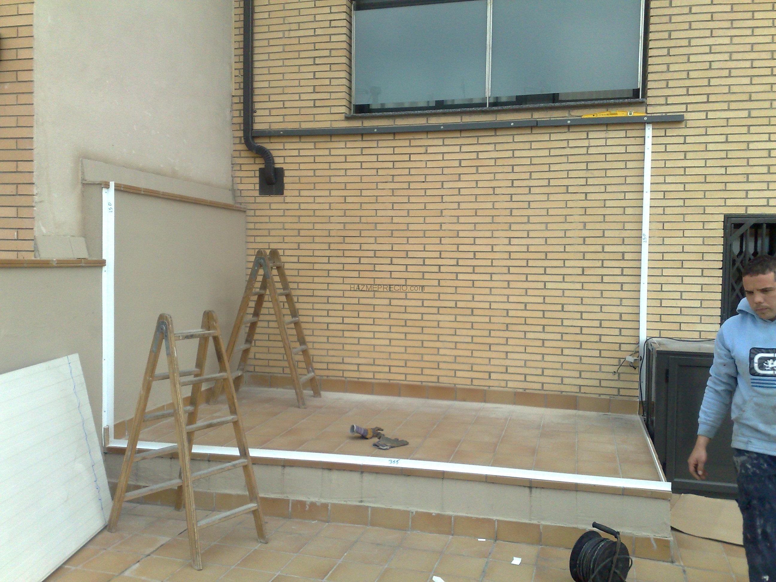 Carpinteria aluminio hnos salinas 08830 sant boi de for Caseta aluminio terraza