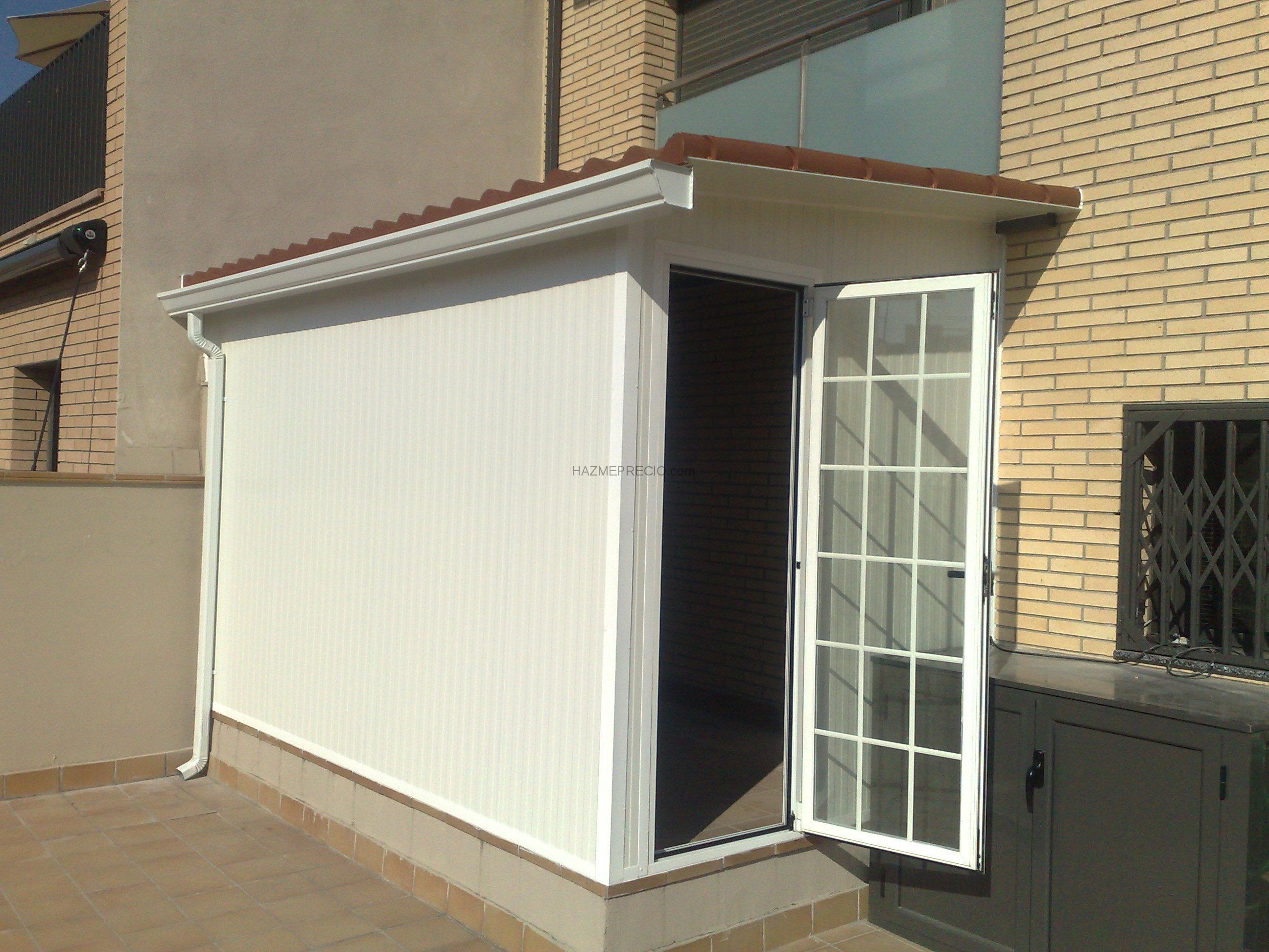 Carpinteria aluminio hnos salinas 08830 sant boi de for Precio armario aluminio terraza