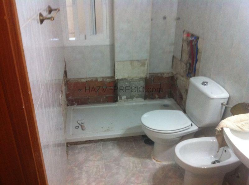 Casas cocinas mueble colocar plato de ducha acrilico for Plato ducha acrilico