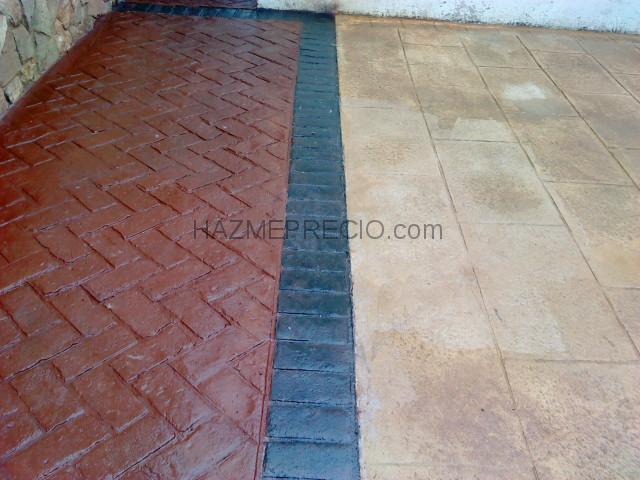 46910 benet sser valencia for Solados de hormigon