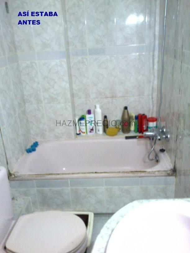 Baño Reformado Ducha:Reformas baños Getafe