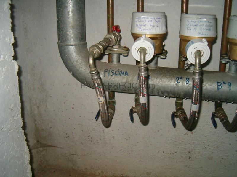 Reformas granada - Contador de agua ...