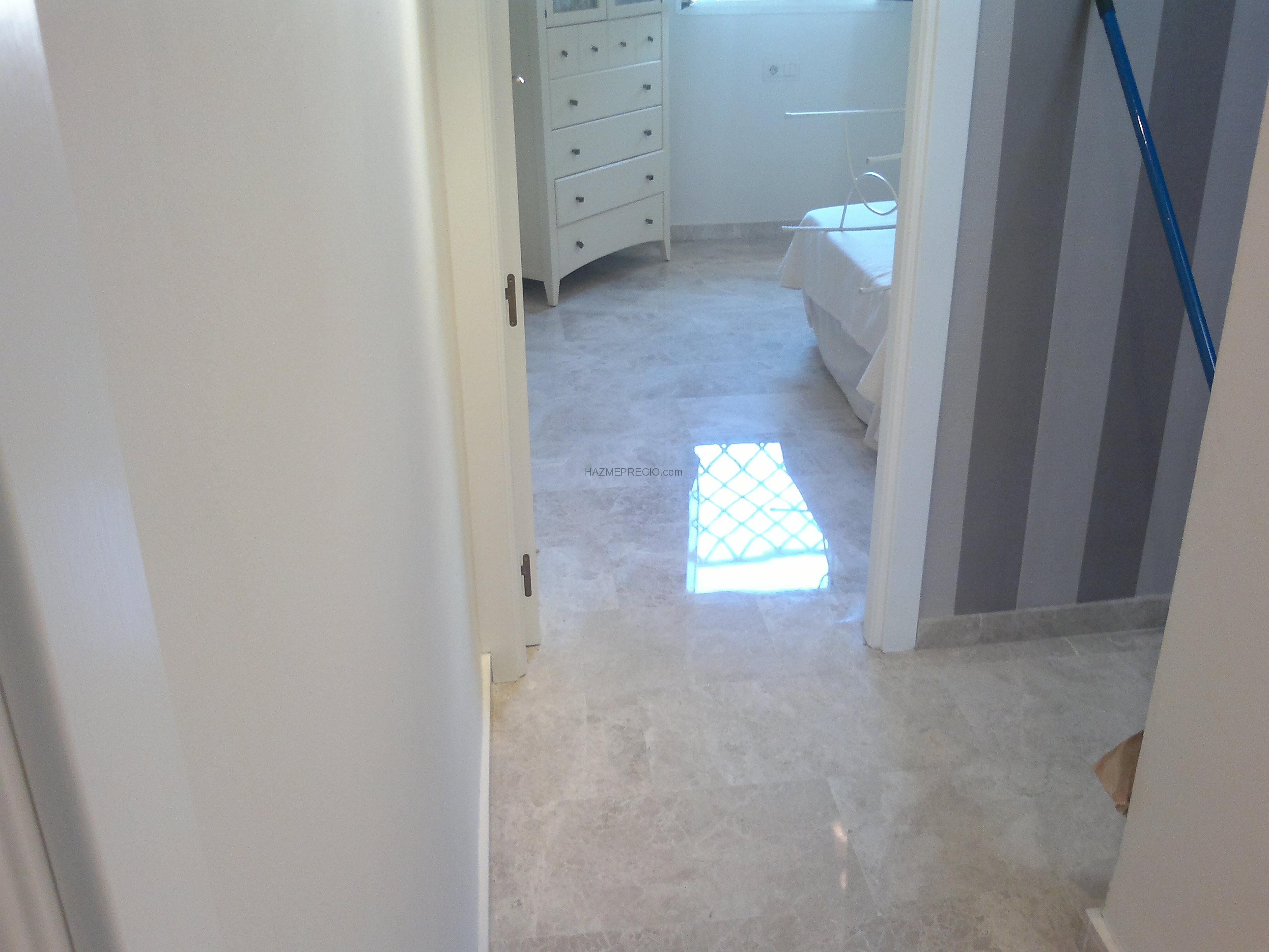 Pulido y brillo de suelo pulianas granada for Brillo marmol