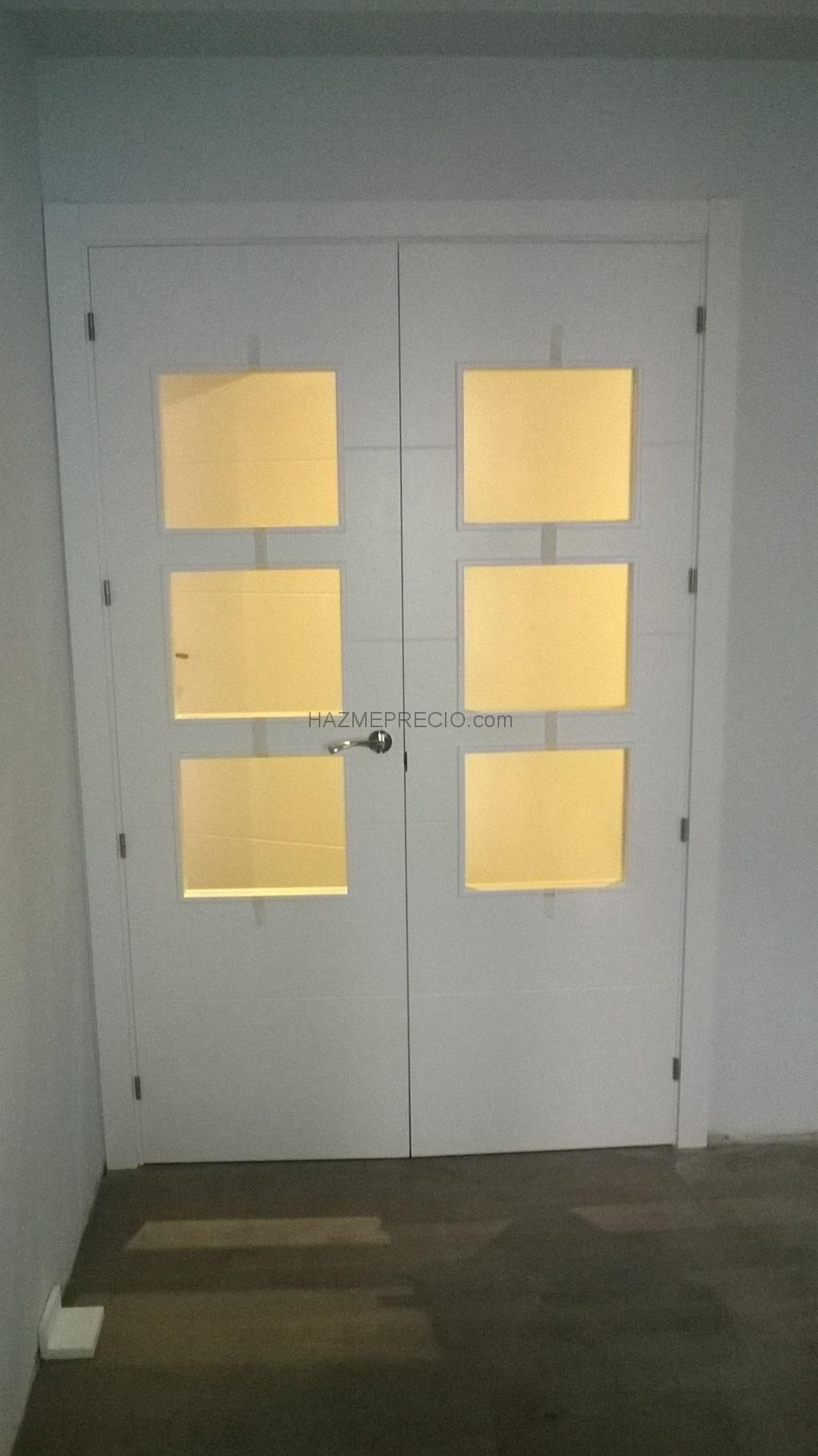 Puertas y armarios a medida 28823 madrid madrid for Precio instalacion puertas interior
