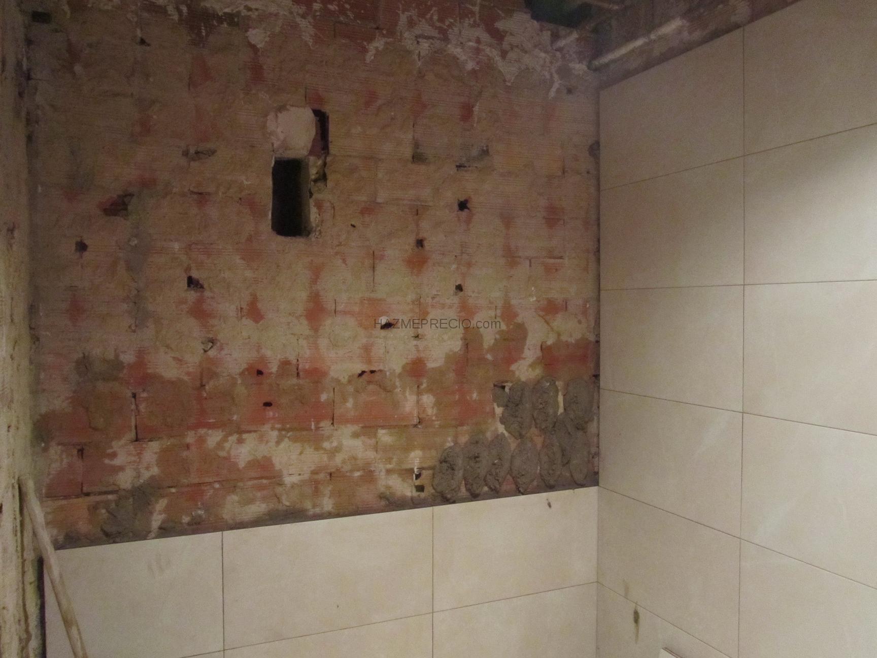 Reforma ba o completo en valencia alicatar paredes - Reformas bano valencia ...