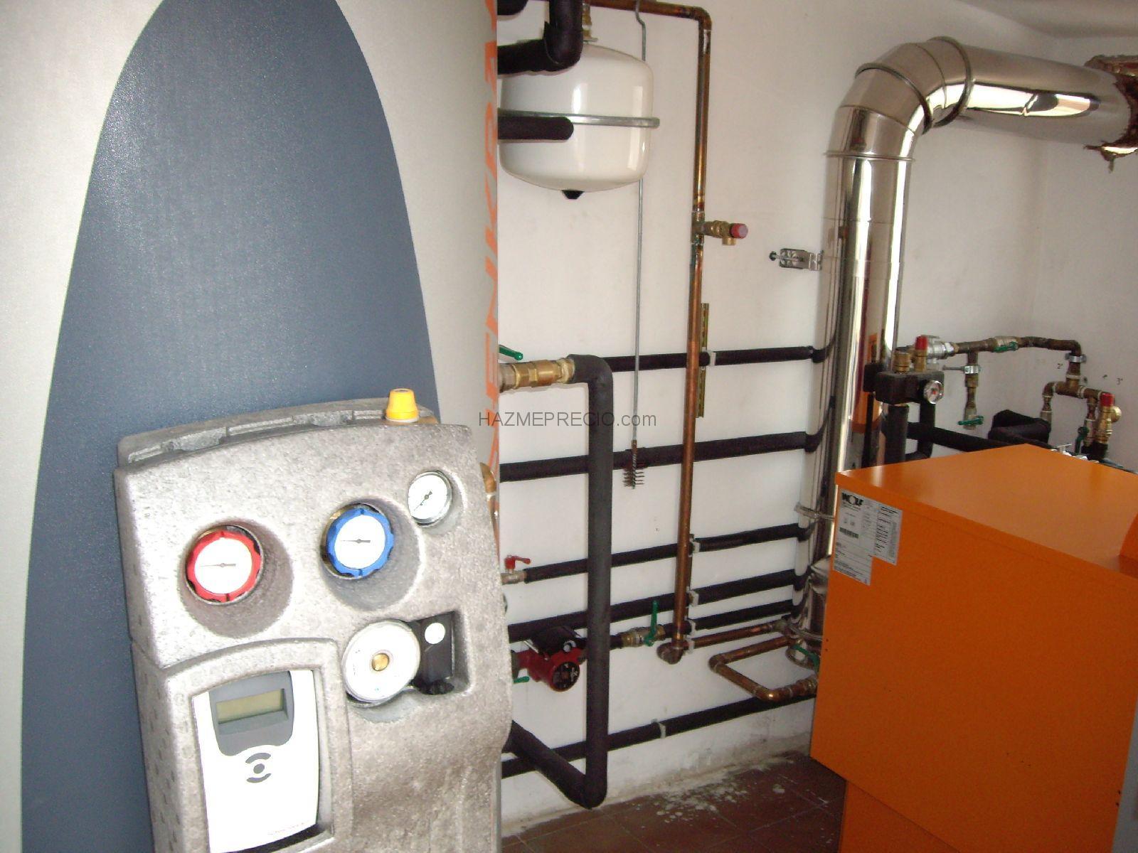 Mi casa decoracion instalacion calefaccion gasoil precio - Calefaccion pellets opiniones ...