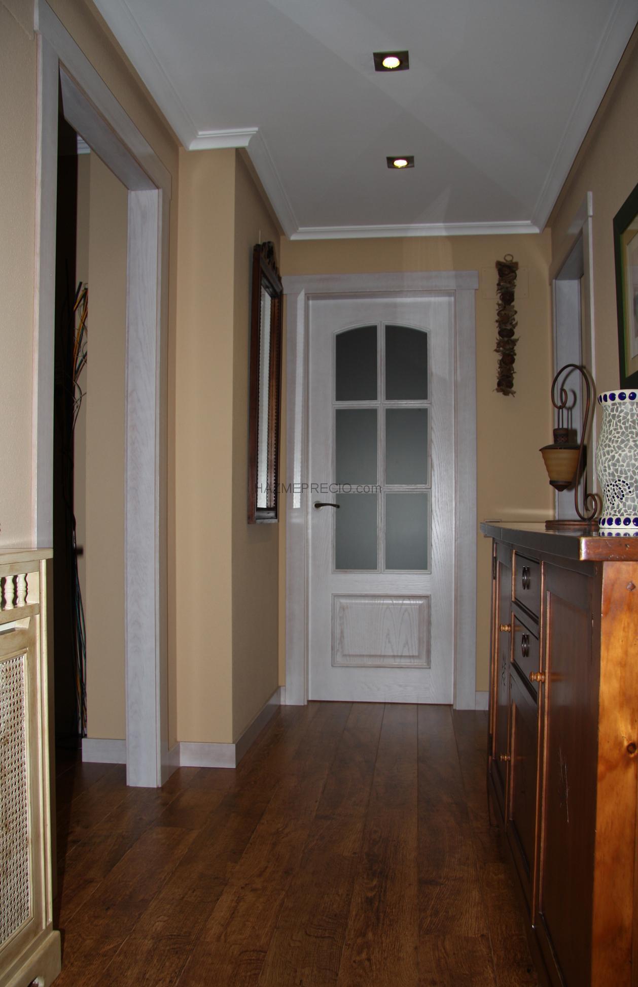 Presupuesto para suministrar puertas de interior 6 ciegas y 2 cristal oviedo asturias - Puertas cristal interior ...
