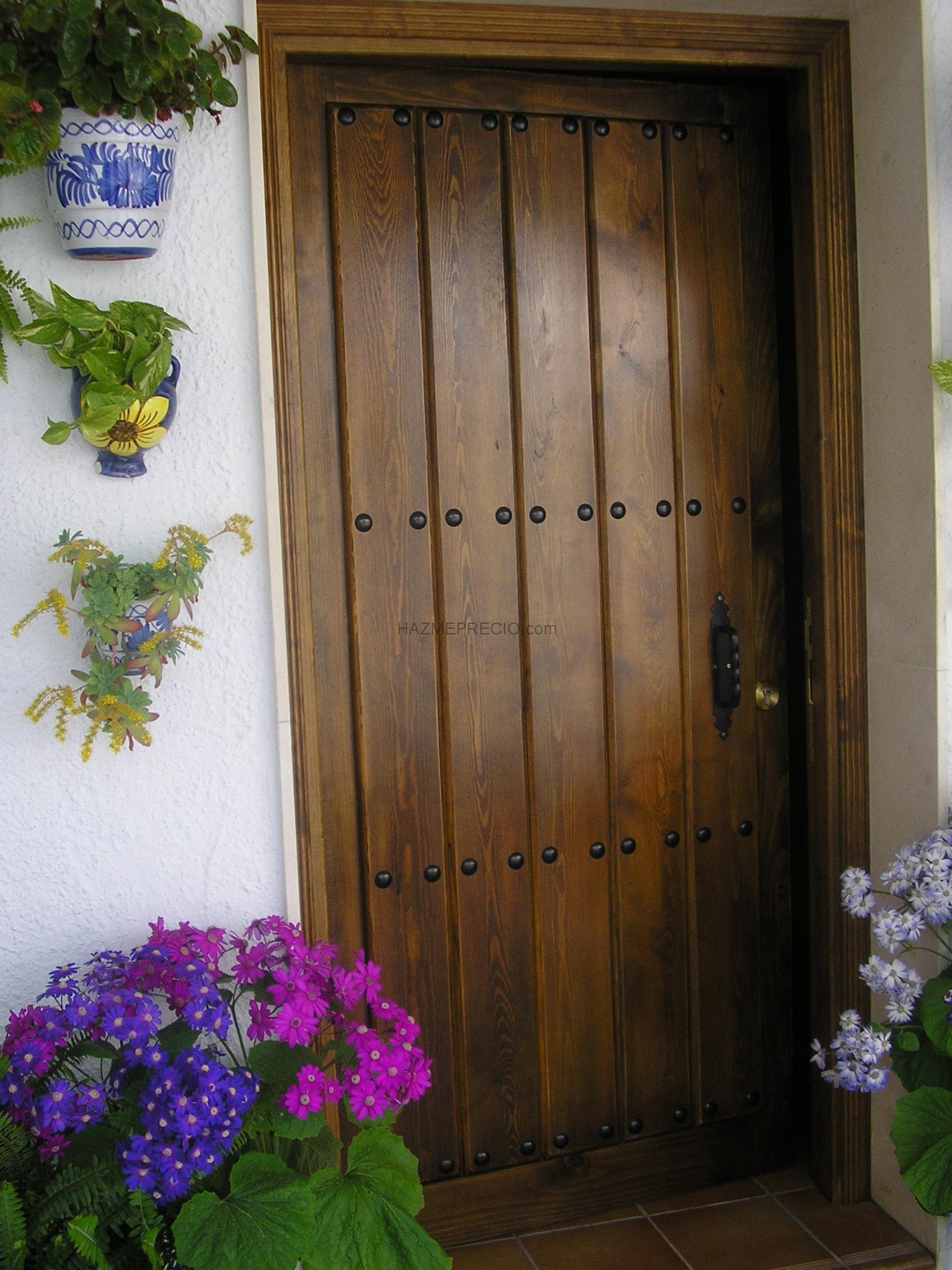 Empresas de puertas de madera en cordoba for Puertas de madera antiguas en cordoba