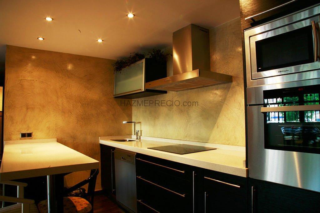Empresas de puertas - Microcemento paredes cocina ...