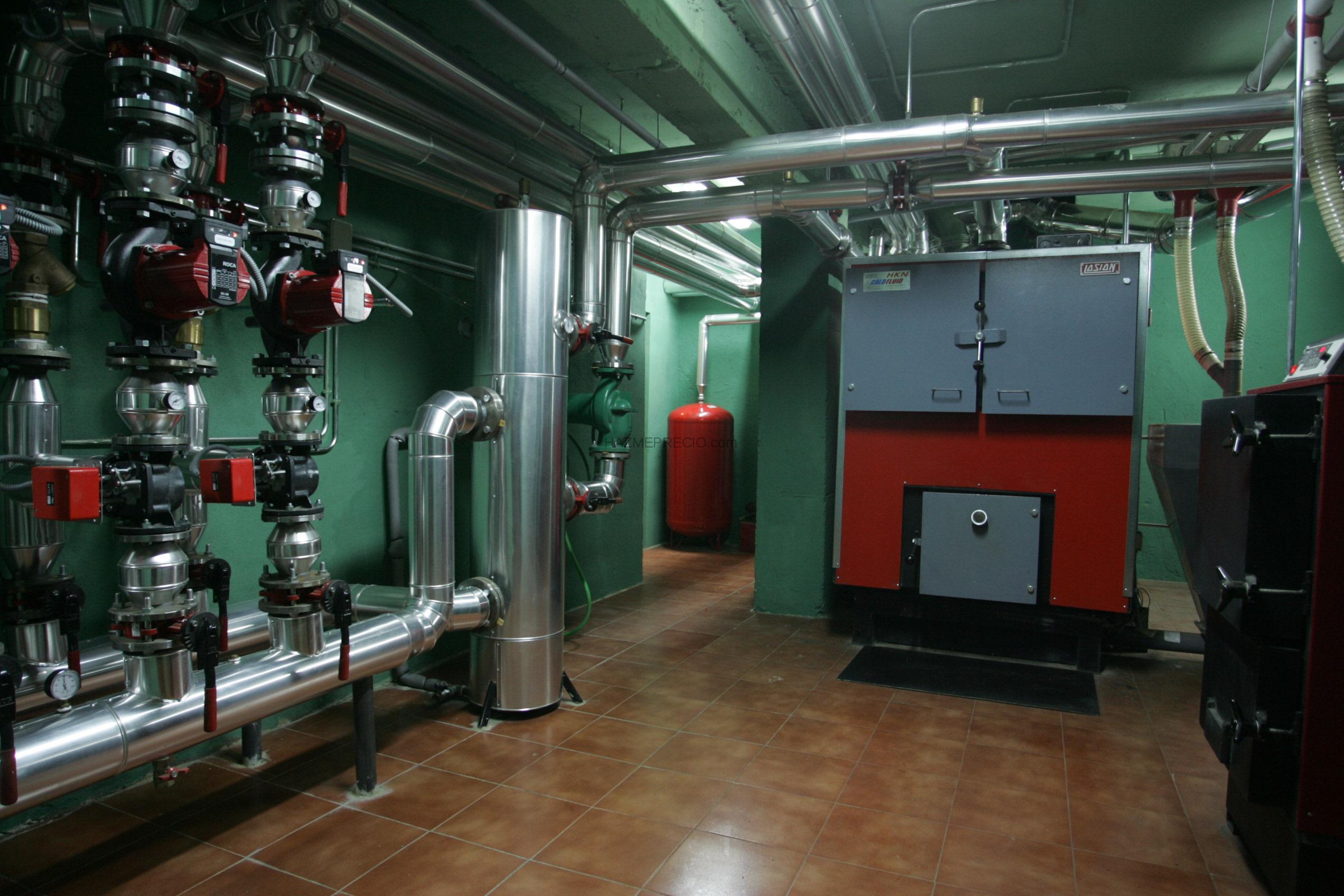 Empresas de calefaccion en madrid capital for Calderas para calefaccion
