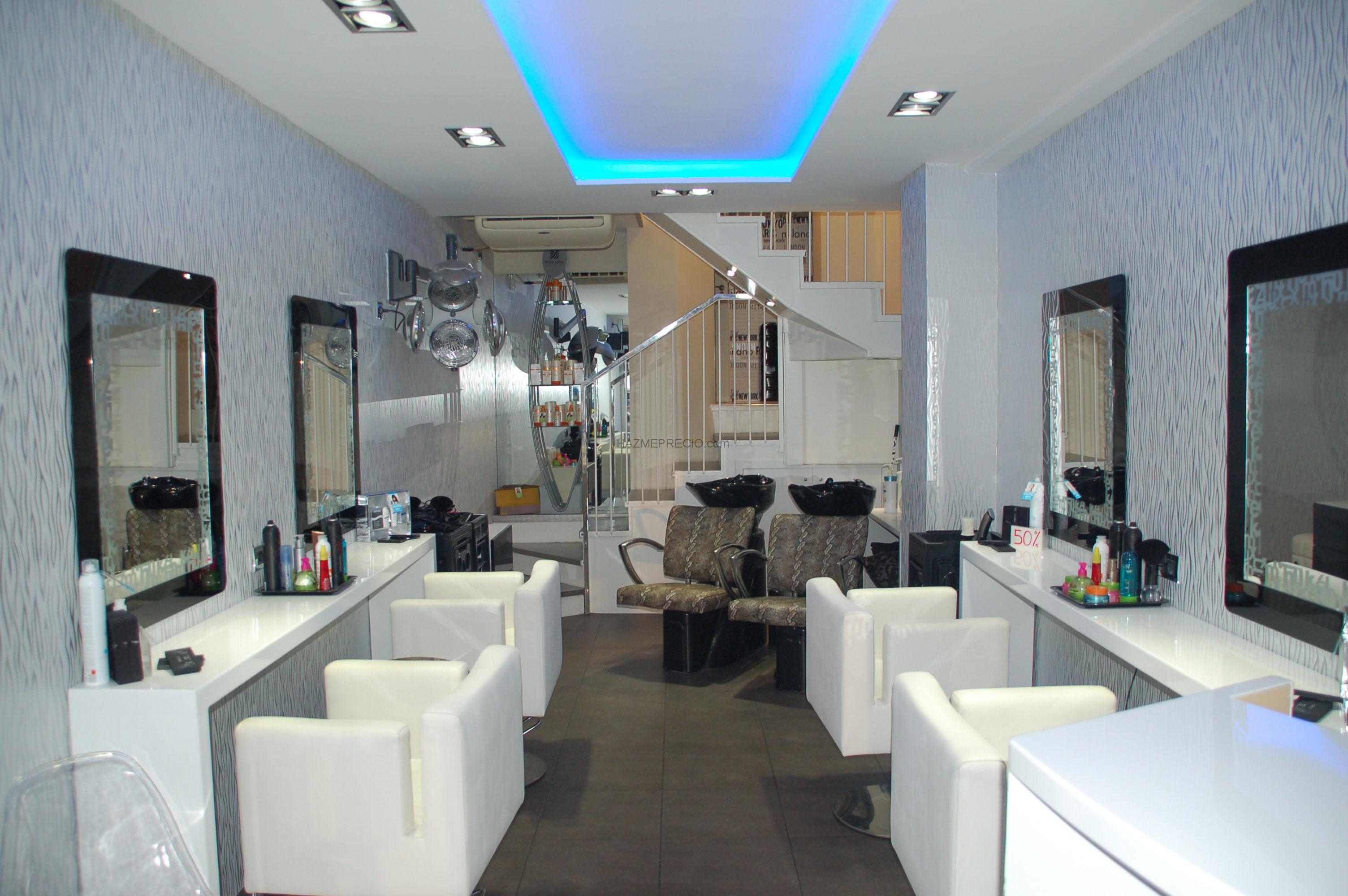 Empresas de pintura en cantabria for Decoracion de peluquerias