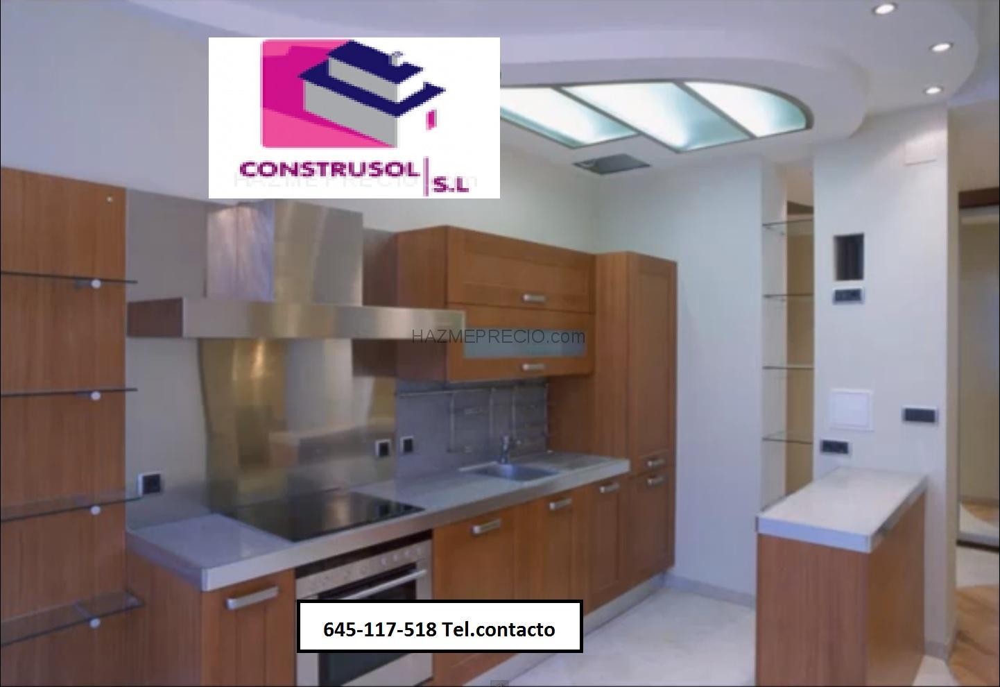 Ремонт кухни под ключ или частичный ремонт кухни.в запорожье.
