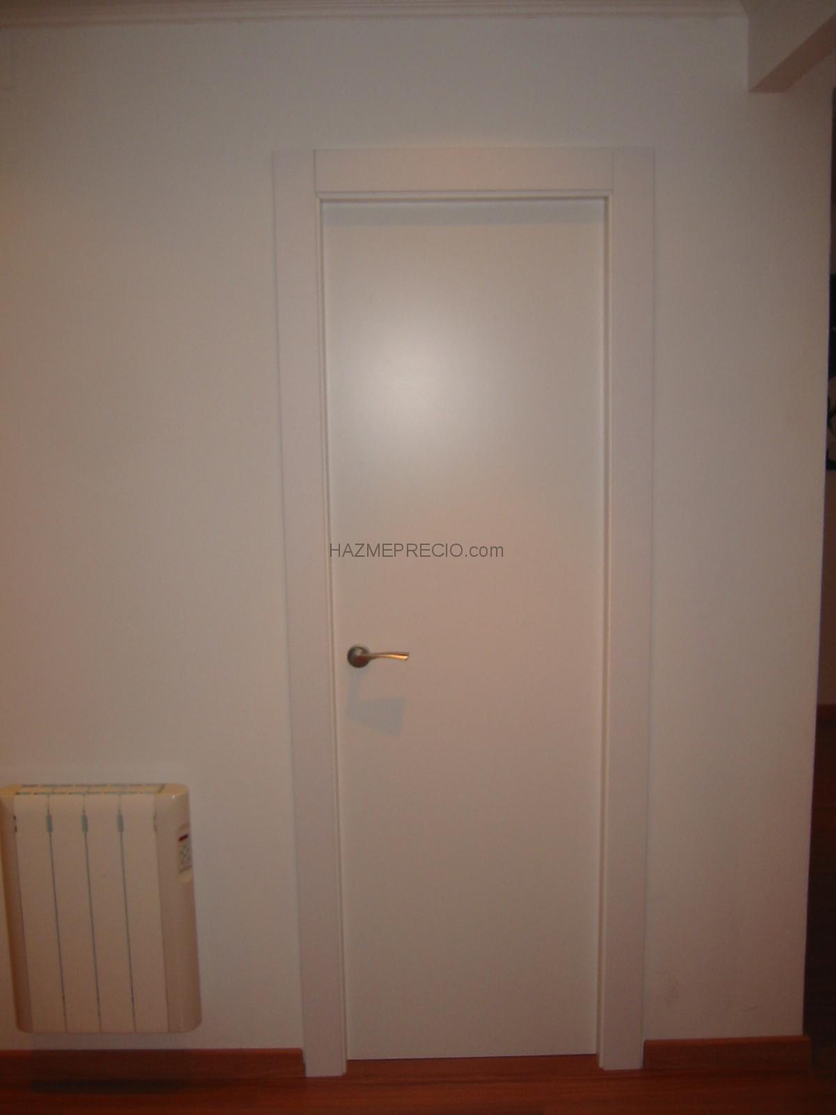 Puerta blanca lacada images - Puertas lacadas blancas ...