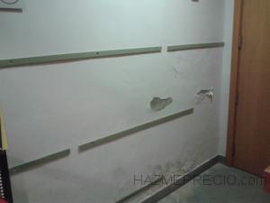 REVESTIMIENTO DE PVC EN HOTEL