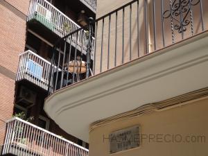 Fachada Begur Barcelona