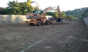 fotos de construcción de una Casa unifamiliar