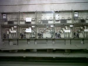 Reparacion electrica en centro comercial heron city paterna