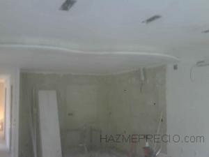 hacer repisa para luz indirecta en techo cocina