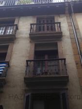 rehabilitación fachada parte vieja donostia