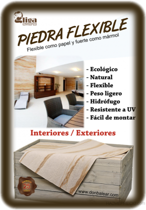 Piedra Flexible
