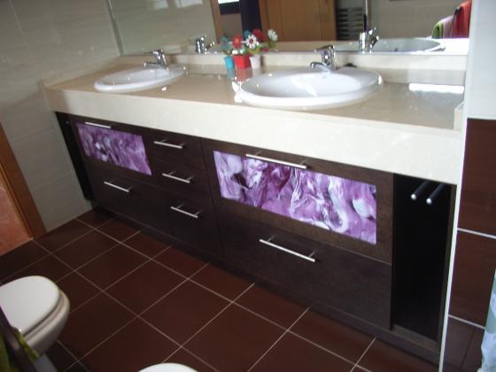 Muebles de ba o jara 28936 m stoles madrid - Muebles de lavabo a medida ...