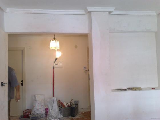 Lucidos y pintura de interiores y exteriores ....