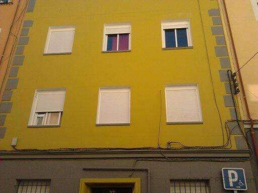 pitura y reparacion fachada