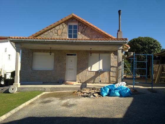Arquitectura rural integral ...( casa rural construida en el norte de Palencia )