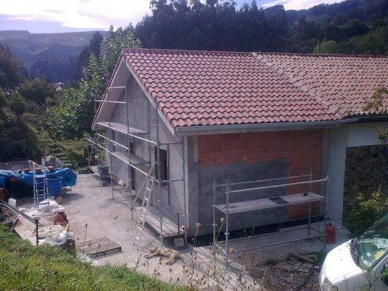 reforma completa casa en bakio