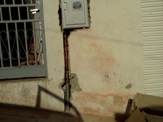 instalacion caja reguladora de gas a media presion para casa